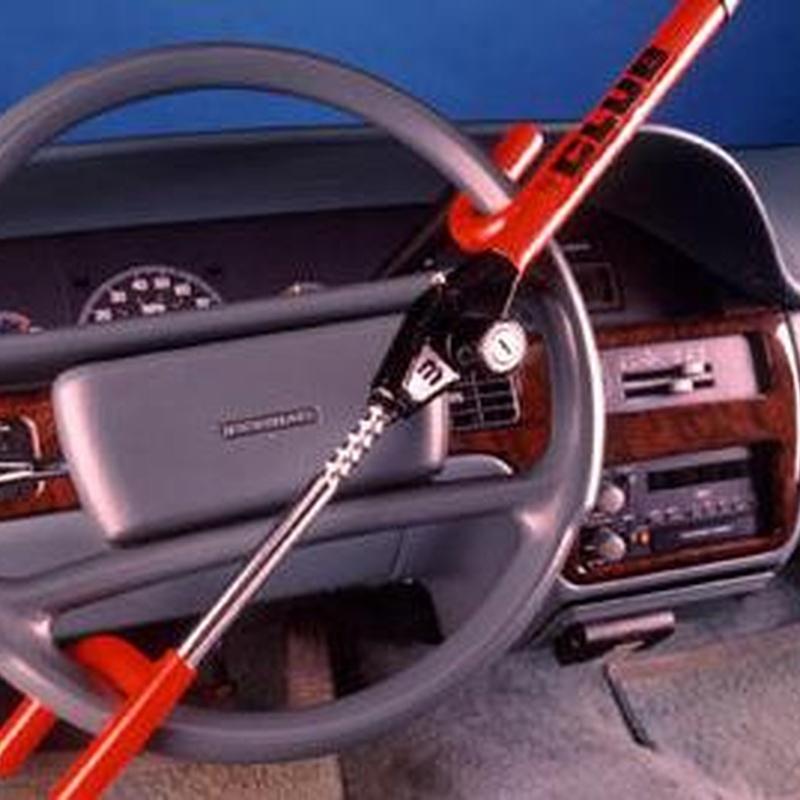 Cerrajería del automóvil: Servicios de Blanco Cerrajeros