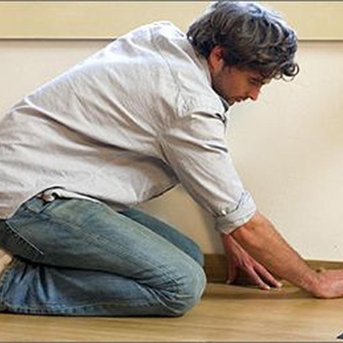 ¿Cómo debemos cuidar un parquet Quick-step?