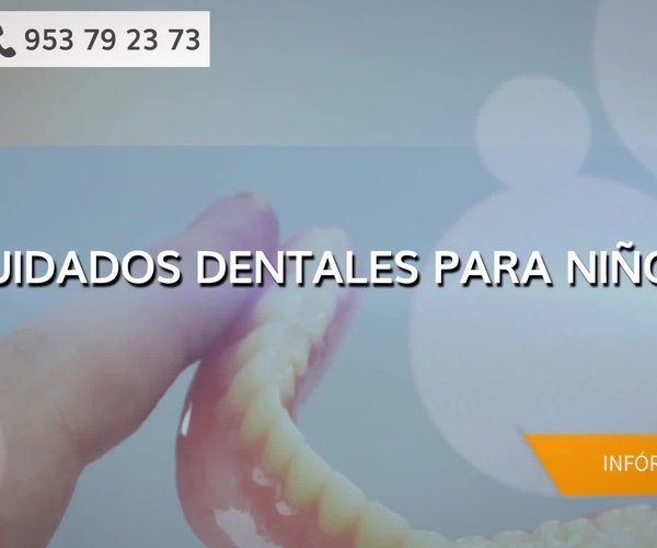 Blanqueamiento dental en Úbeda | Mª Cruz Garrido Palacios