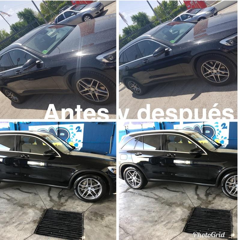Lavado premium : Catálogo de Car Wash Alcorcón