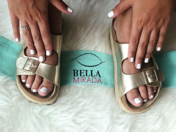 Pedicura: Catálogo de mimos. de Bella Mirada