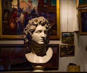 Compra y venta arte: Productos de Antigüedades Manuel Ruiz