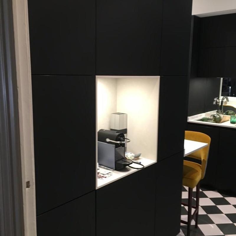 Reforma de cocina: Servicios de Obras y Servicios Dusan