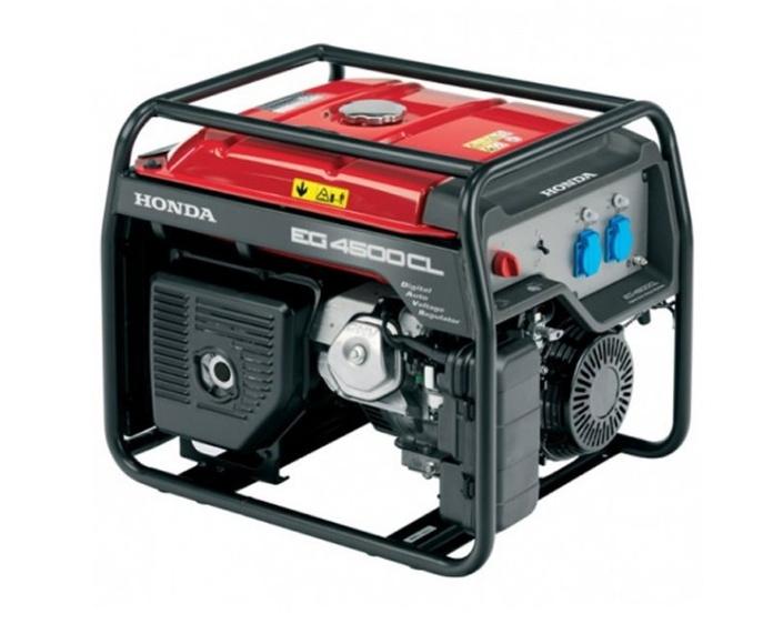 Grupo Electrógeno Honda EM4500CX: Servicios de Amucsa