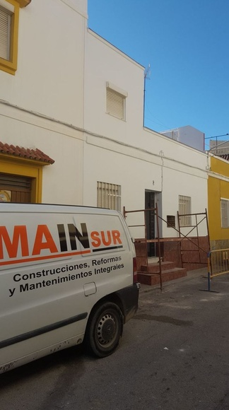 Mainsur - Obra Civil: Servicios de Mainsur