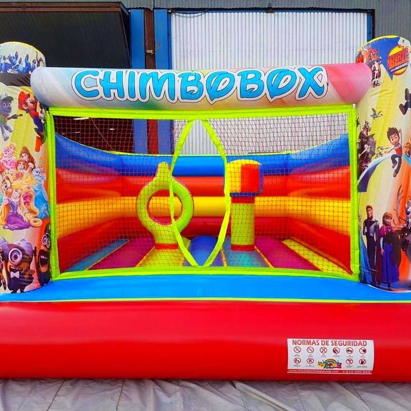 Castillo Hinchable Plataforma 13: Catálogo de Hinchables Happy Jump