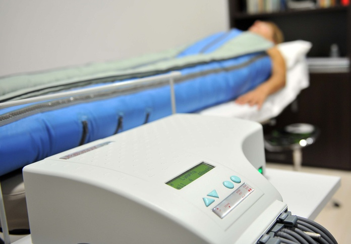 Drenaje linfático: Centro de fisioterapia de Innova Fisio