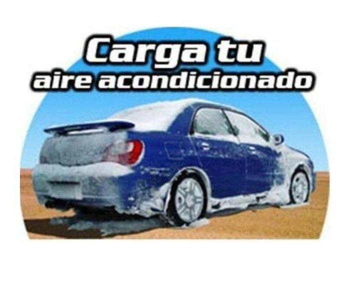 Carga de aire acondicionado: Servicios de Taller Llisà - Taller Izacar