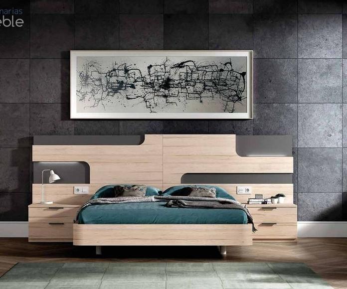Novus - Dormitorio C-421