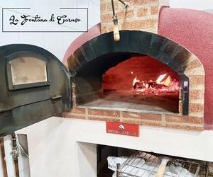 Horno de leña para pizzas en Massamagrell