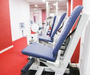 Servicios con entrenador personal, electroestimulación, fisioterapia...