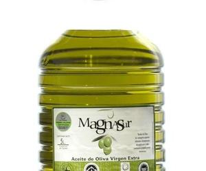Formatos y  precios de aceite de oliva virgen extra
