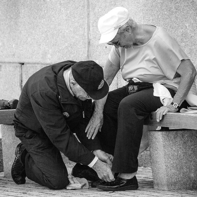 Prevenidos para los accidentes más frecuentes de los ancianos