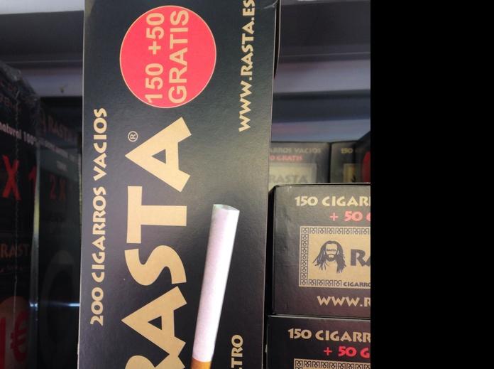 Cigarro vacío