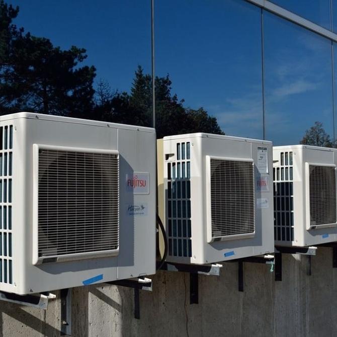 Los ruidos del aire acondicionado
