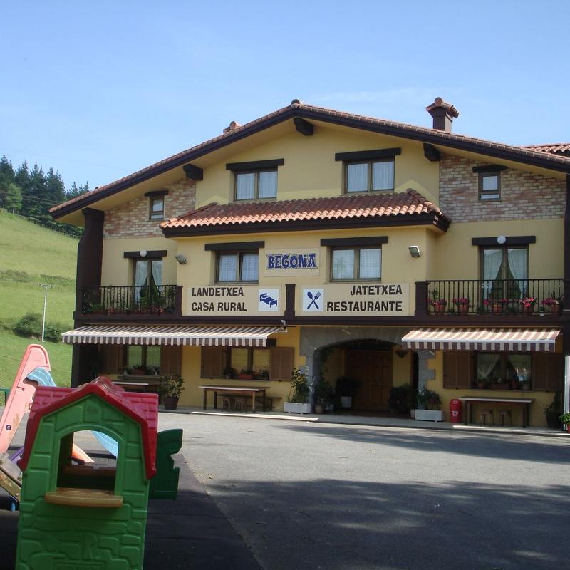 Servicios : Nuestra Casa de Casa Rural Begoña