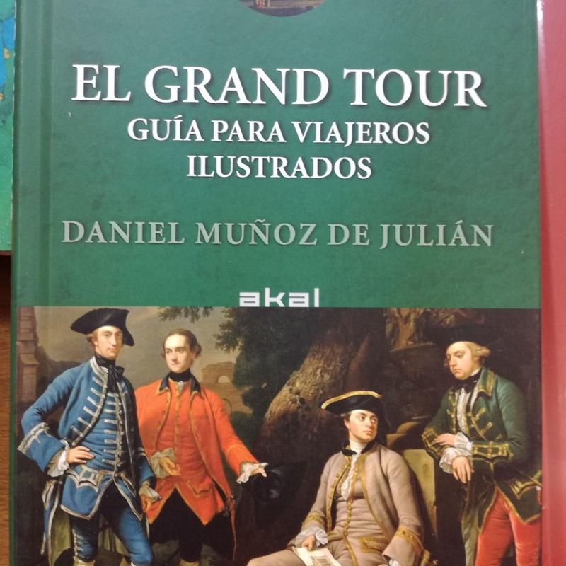 El Gran Tour, guía para viajeros ilustrados: SECCIONES de Librería Nueva Plaza Universitaria