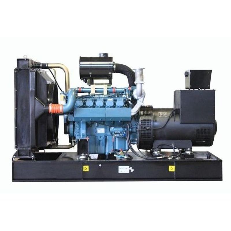 Motores: Grupos electrógenos  de Energía y Componentes