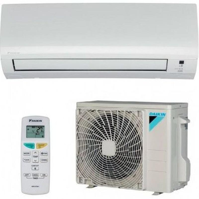 Daikin TX25KN: Productos de Cold & Heat Soluciones Energéticas