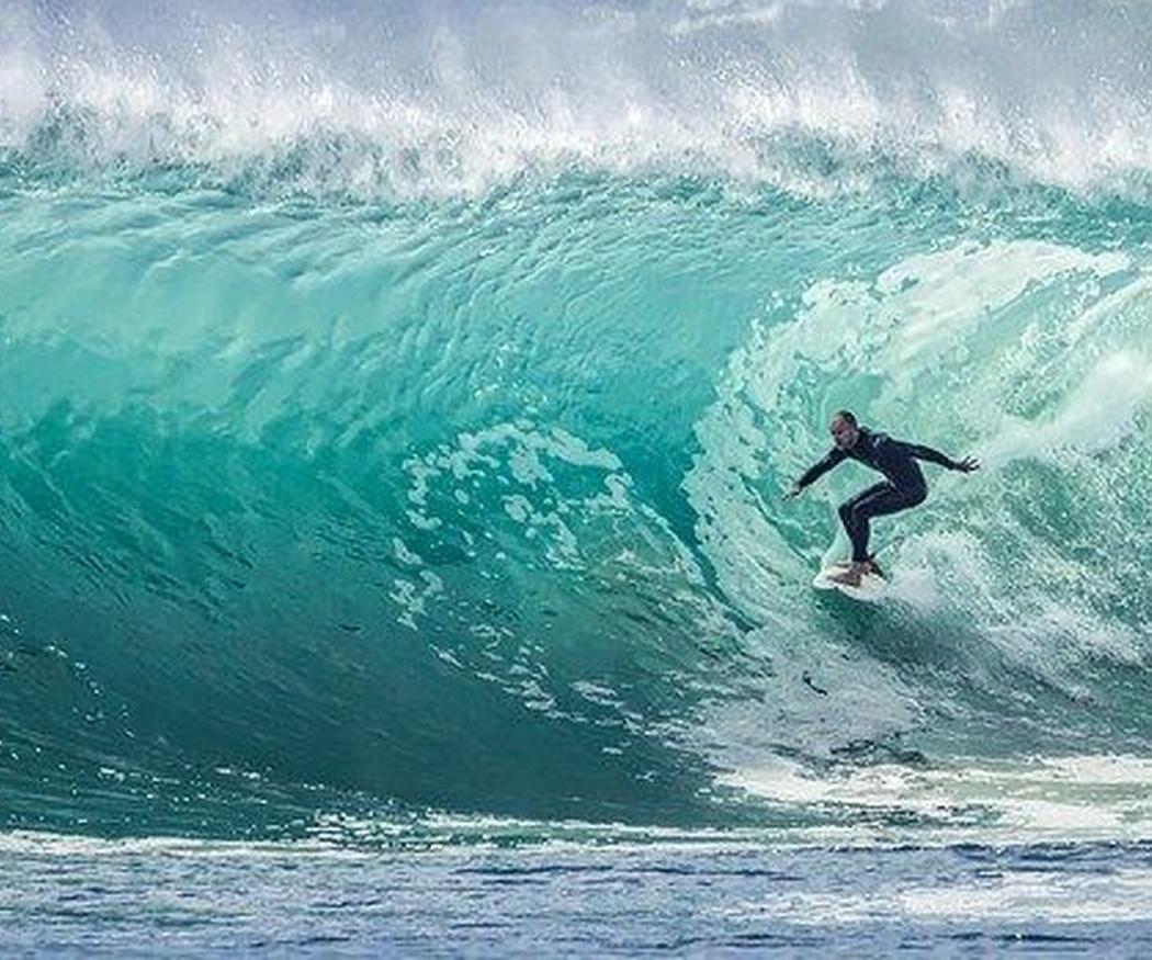 Los beneficios del surf para tu cuerpo y mente