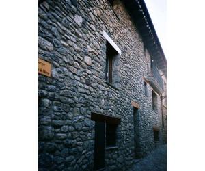 Construcción de casas rústicas