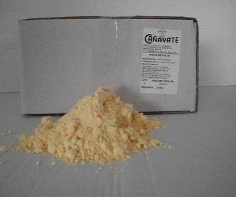 Albumina de Huevo: Productos de Huevos Cañavate