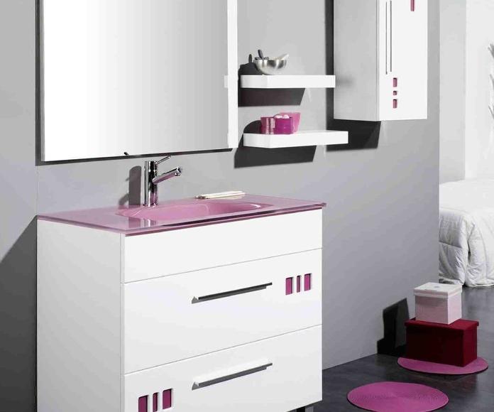 Muebles de baño: Productos y Servicios de El 13 Rivas