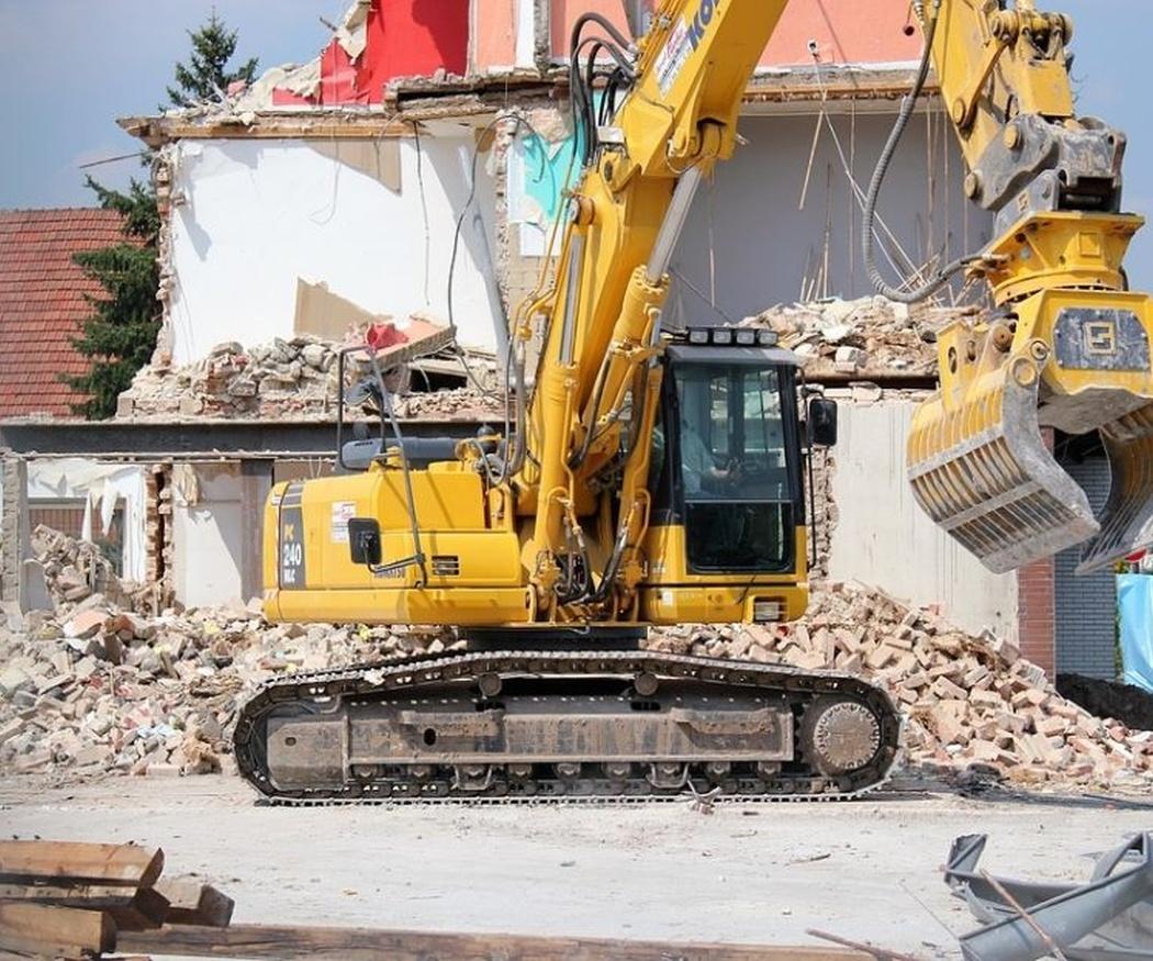 La importancia de la demolición en el urbanismo moderno