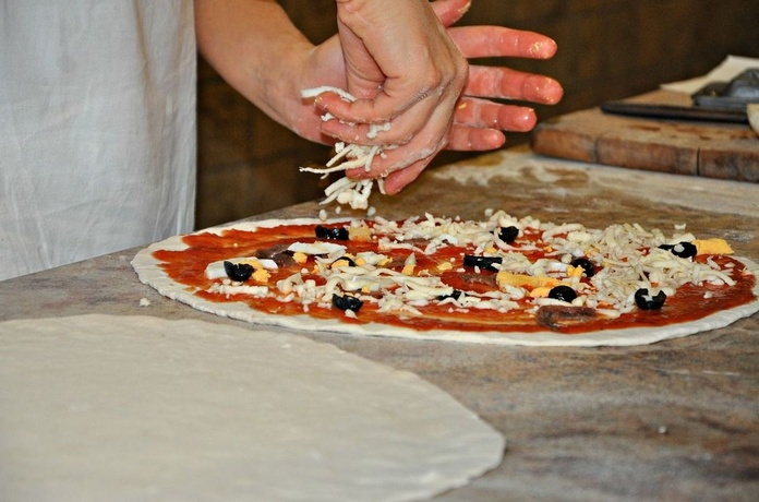 Tropical: Carta de Pizzeria Fralisani