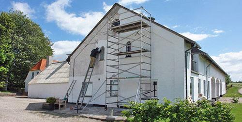 Rehabilitación de fachadas y edificios