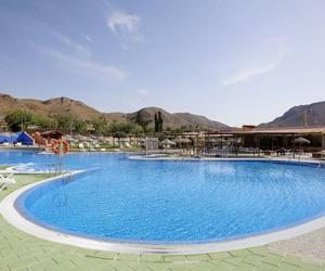 Camping con piscinas en Murcia