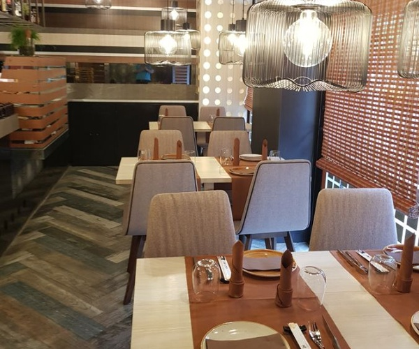Restaurante con menú diario en la Ciudad de las Artes y las Ciencias