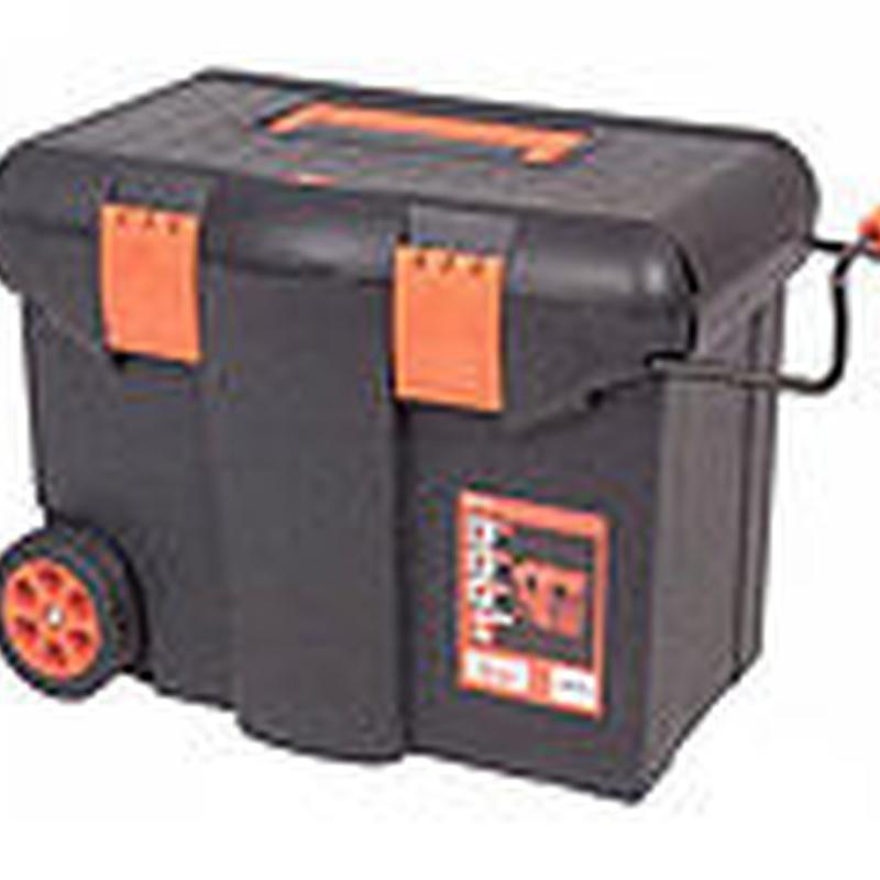 Arcón PVC con ruedas: Catálogo de Klyser Distribuciones La Mancha