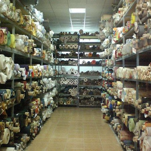Tapicenter Costasol, amplio stock de telas para todo tipo de tapizados