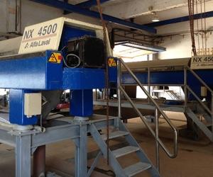 Máquinas centrífugas seminuevas Alfa Laval NX4500
