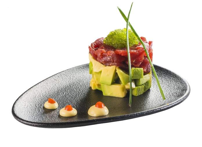 tartar de atún  12,50€: Carta de Restaurante Sowu