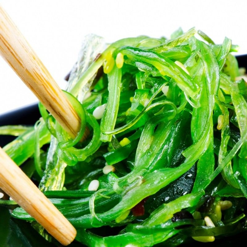 Algas, judías, vegetales y ensaladas: Productos de Import Foods
