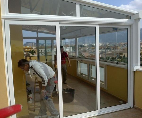 Carpintería de aluminio, metálica y PVC en Pedreguer | Caino Aluminis
