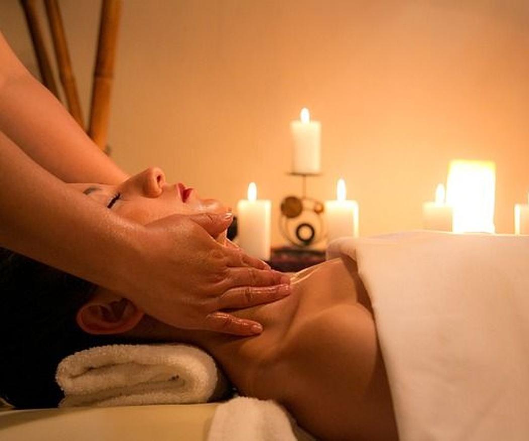 Los beneficios de los masajes con aceites