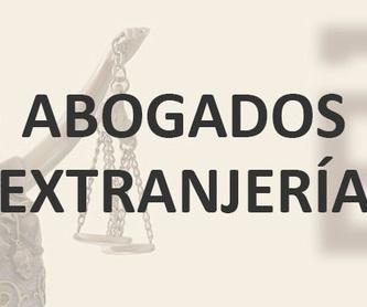 Penal: Especialidades de Santos & Sardà Abogados