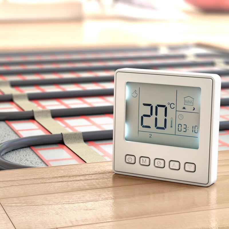 Calefacción: Servicios de Refromas Fanjul