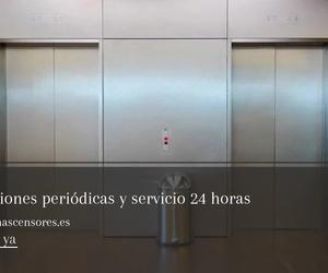 Montaje de ascensores en La Llagosta | Instalaciones Jufran