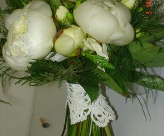 Ramo de novia: Catálogo de El Jardín de Churruca