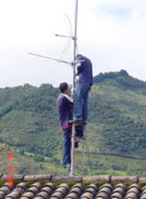 Instalación de antenas comunitarias