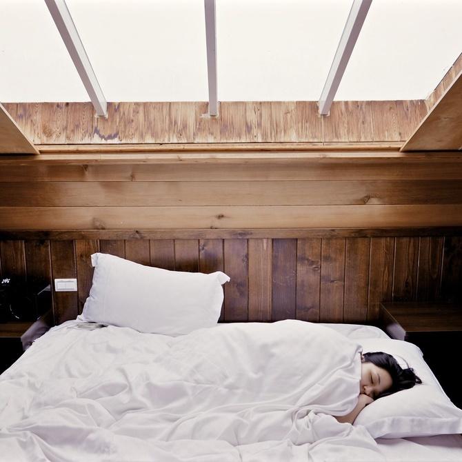 Una habitación limpia sugiere una vida más saludable
