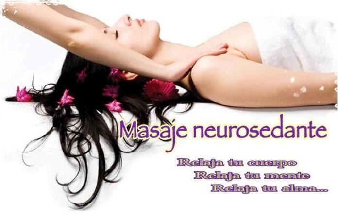 Masaje Neurosedante: Terapias de Anam Cara