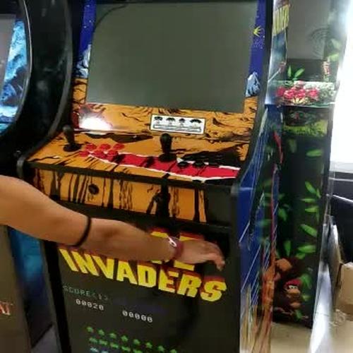 Space Invaders Con Nevera