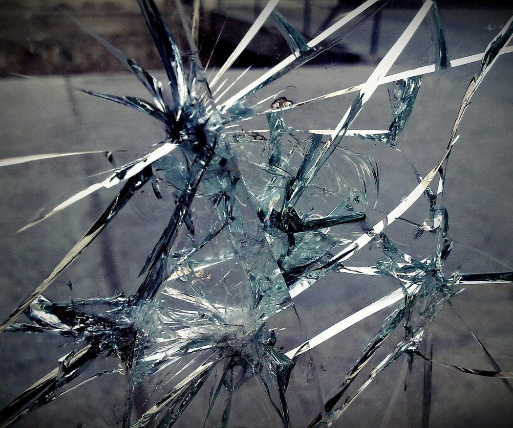 Cómo evitar accidentes con vidrio