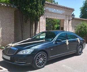 Coches de lujo para bodas en Granada