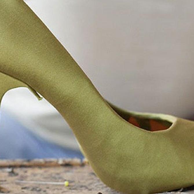 Las consecuencias de los tacones para el pie